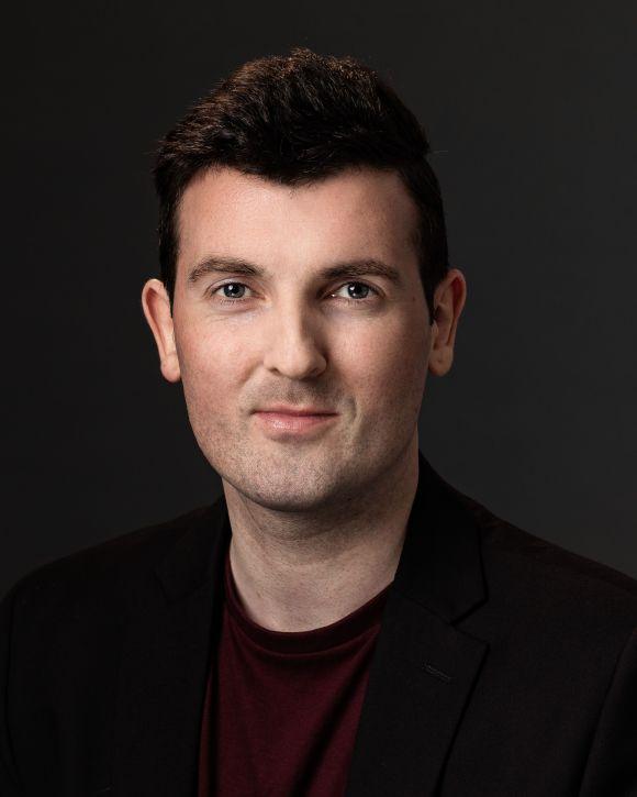 John Ryan Howard Headshot